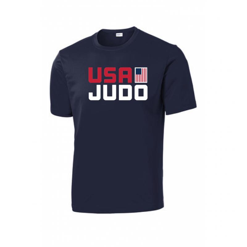 Men's navy Judo