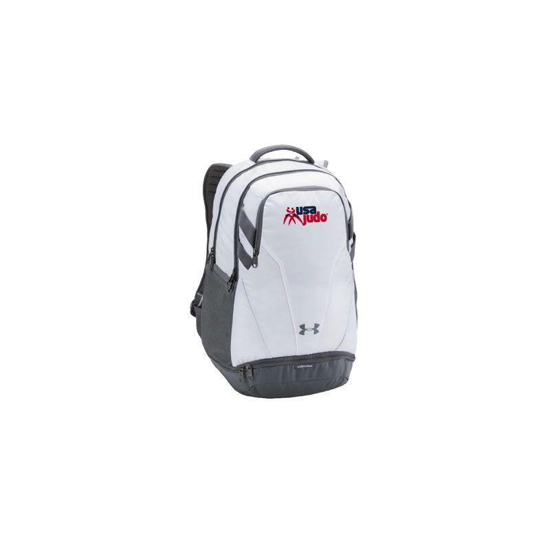 USA Judo Backpack White